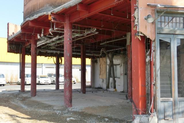 鉄骨造の解体工事の費用・坪単価